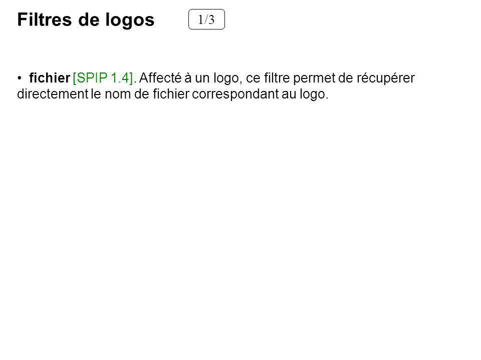 Filtres de logos 1/3. fichier [SPIP 1.4].